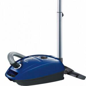 Aspirador com Saco BOSCH 222457 600W DualFiltration Azul