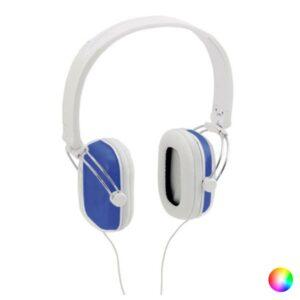 Auscultadores de Diadema (3.5 mm) 147024 Azul