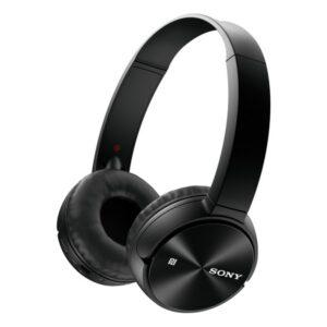 Auscultadores Bluetooth Sony MDR-ZX330BT Preto