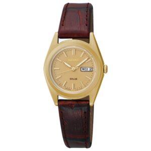 Relógio feminino Seiko SUT120P9 (25 mm)