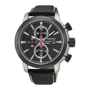 Relógio masculino Seiko SNAF47P2 (43,8 mm)