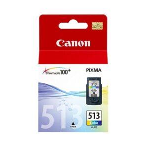 Tinteiro de Tinta Original Canon CL-513 IP2700/MP230 Tricolor