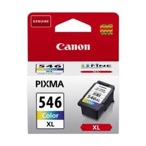 Tinteiro de Tinta Original Canon CL-546XL IP2850/MG2250/MG2550 Tricolor