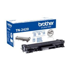 Tóner Original Brother TN2420 Preto
