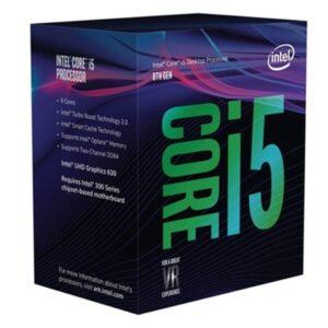 Processador Intel Intel® Core™ i5-8400 Processor BX80684I58400 Intel Core i5 8400 2,8 Ghz 9 MB LGA 1151 BOX
