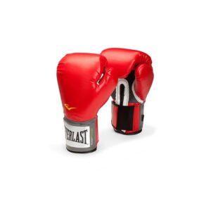 EVERLAST Luvas para treino de boxe Pro Style vermelho 10 oz - PORTES GRÁTIS