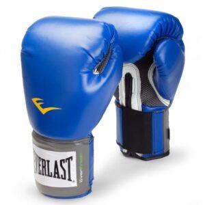 EVERLAST Luvas para treino de boxe Pro Style azul 12 oz - PORTES GRÁTIS