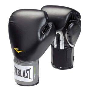 EVERLAST Luvas para treino de boxe Pro Style preto 10 oz - PORTES GRÁTIS