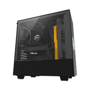 Caixa Semitorre Micro ATX / Mini ITX / ATX NZXT H500 Edition Overwatch USB 3.0 Preto