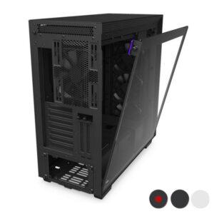 Caixa Semitorre Micro ATX / Mini ITX / ATX NZXT H710i LED RGB Branco