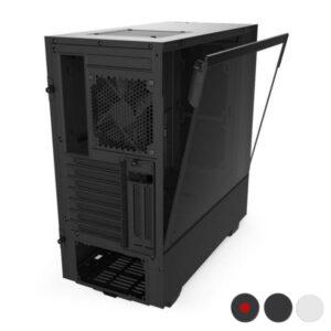 Caixa Semitorre Micro ATX / Mini ITX / ATX NZXT H510i Preto