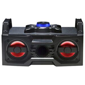 Altifalante Bluetooth Portátil Denver Electronics BTB-60 FM LED 6W Preto