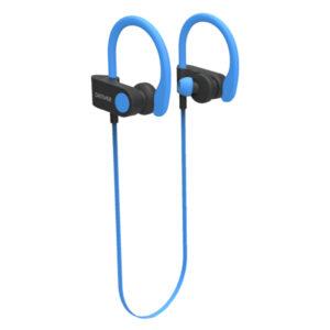 Auriculares Bluetooth para prática desportiva Denver Electronics BTE-110 50 mAh Azul