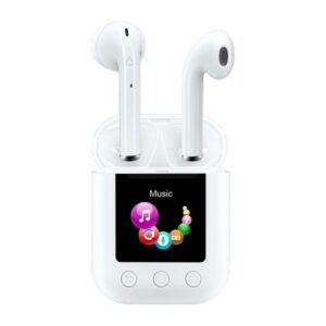 Auriculares Bluetooth Denver Electronics TWM-850 8 GB 700 mAh Branco