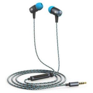 Auriculares com microfone Huawei (3.5 mm) Cinzento