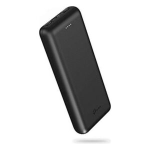 Power Bank TP-Link PB20000 | 20000 mAh | Preto