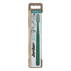 Escova de Dentes Para Crianças Green Clean  Ultra Soft Jordan