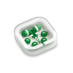 Auriculares de botão (3.5 mm) 143551 Verde
