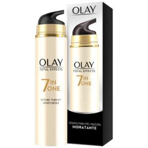 Creme Hidratante Anti-idade Total Effects Olay (50 ml) Peles maduras