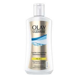 Leite de Limpeza Cleanse Olay (200 ml) Pele seca