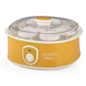 Máquina de Iogurte Ariete 617 Yogurella 1,3 L 20W Amarelo