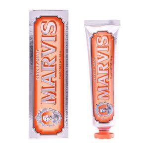 Pasta de Dentes Proteção Diária Ginger Mint Marvis 85 ml