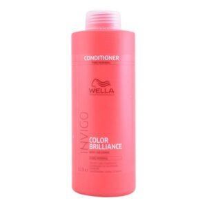 Condicionador para Cabelo Fino Invigo Color Brilliance Wella (1000 ml)