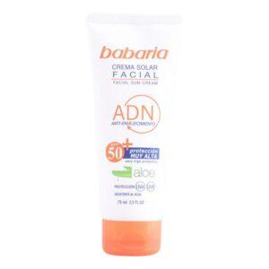 Creme Solar Babaria Spf 50 (75 ml)