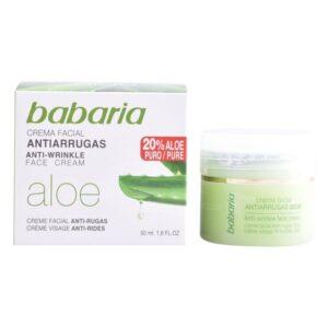 Creme Antirrugas Aloe Vera Babaria (50 ml)