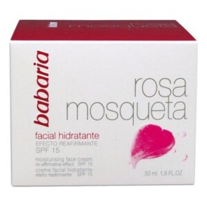 Creme Hidratante Anti-idade Babaria Rosa mosqueta 50 ml