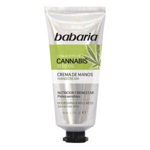 Creme de Mãos Babaria (50 ml)