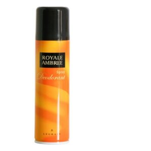Desodorizante em Spray Legrain Royale Ambree (250 ml)
