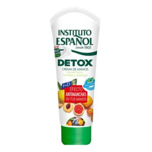 Creme de Mãos Antimanchas Detox Instituto Español (75 ml)
