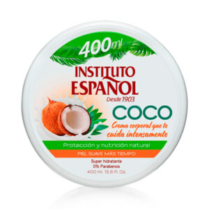 Creme Corporal Coco Instituto Español (400 ml)