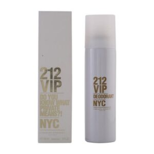 Desodorizante em Spray 212 Vip Carolina Herrera (150 ml)