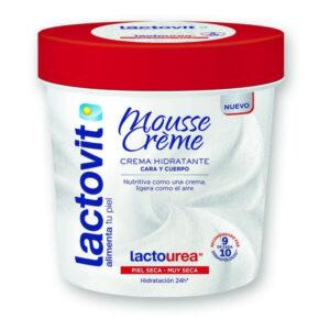Creme Corporal Hidratante Lactourea Lactovit (250 ml)