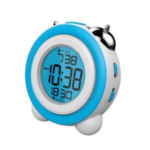 Relógio-Despertador Daewoo DCD-220BL Azul
