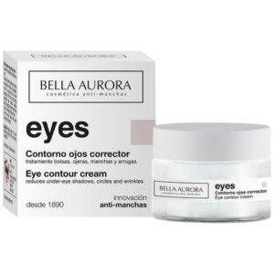 Creme para o Contorno dos Olhos Bella Aurora (15 ml)