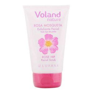 Exfoliante Facial Rosa Mosqueta Voland Nature 100 ml