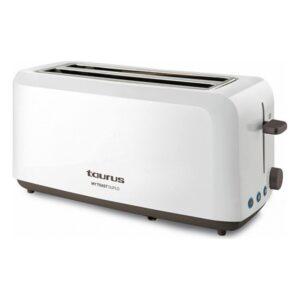 Torradeira Taurus My Toast Duplo 1450W Branco