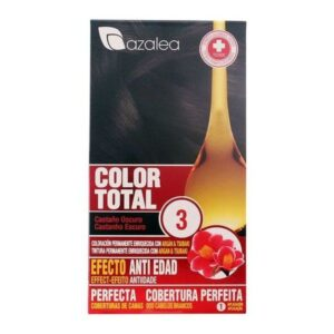 Tinta Permanente Antienvelhecimento Azalea Dark brown