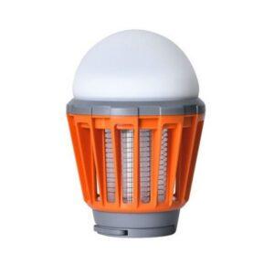 Anti-mosquitos Elétrico BRIGMTON BMQ10 25m² LED Laranja