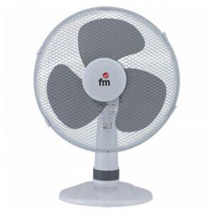 Ventilador de Mesa Grupo FM S-140 Branco