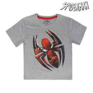 Camisola de Manga Curta Infantil Spiderman 73484  - 2 anos