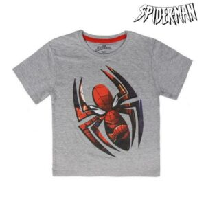 Camisola de Manga Curta Infantil Spiderman 73484 - 5 anos