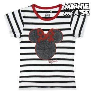 Camisola de Manga Curta Infantil Minnie Mouse 73500  - 10 anos
