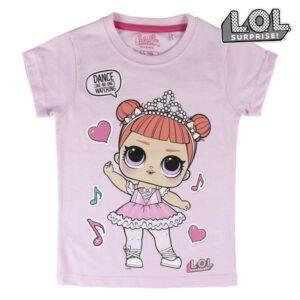 Camisola de Manga Curta Infantil Dance LOL Surprise! 74046 - 8 anos