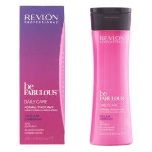 Condicionador Nutritivo Be Fabulous Revlon (250 ml) Cabelos normais