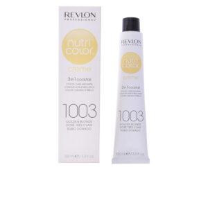 Creme Colorante Nutri Color Revlon 1003 - Golden blonde - 100 ml