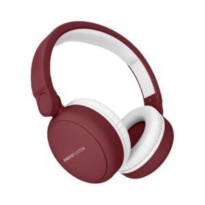 Auscultadores Bluetooth com microfone Energy Sistem 445790 Vermelho